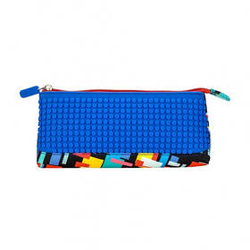 Пенал funny square синій (WY-B002L-A)