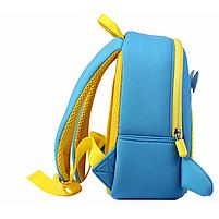 Рюкзак upixel blue whale - блакитно-жовтий (WY-A030O), фото 3