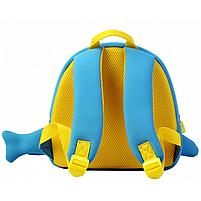 Рюкзак upixel blue whale - блакитно-жовтий (WY-A030O), фото 4