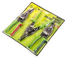 Ножиці по металу Alloid НМ-112003Н