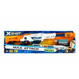Бластер x-shot large max attack (24 патрона) (3694)