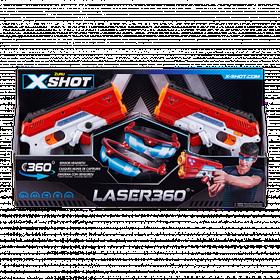 Набір лазерних бластерів x-shot laser 360 (36280Z)