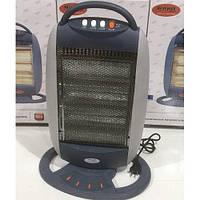 ХИТ! Мощный Галогенный нагреватель 1200Вт KP 520.