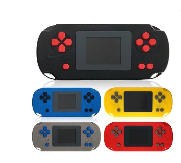 Ігрова приставка UKC Mini Game 268 Dendy, SEGA 8bit (Жовтий)