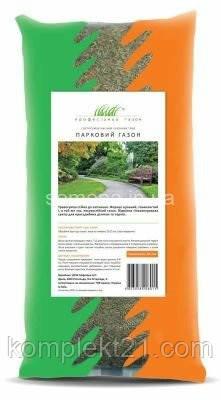 Семена газон Теневой (Парковый) 10 кг, травосмесь, Dlf Trifolium Дания