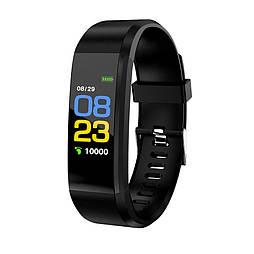 Фитнес-браслет Smart Band B05 GLN с измерением пульса и давления Black