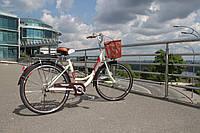 Велосипед городской 24 дюйма