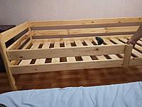 Кровать детская из массива сосны