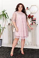 Платье женское 1955лр батал