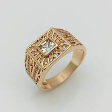 Перстень чоловічий Гоплит, розмір 19, 20, 21, 22