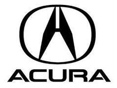 Колпачки и наклейки для дисков Acura