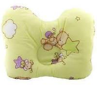 Подушка ортопедическая для новорожденных бабочка