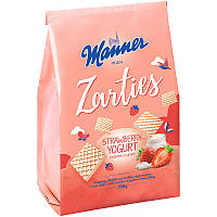 Manner Zarties Strawberry Yogurt 200 g