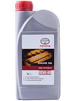 Оригинальное моторное масло Toyota Semi-Synthetic 10W40 (1л)