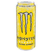 Monster Energy Ultra Citron 500 ml