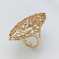 Перстень женский, размер 17, 19, 20, 21, 22