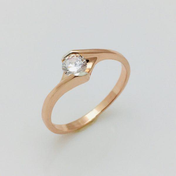 Кольцо, размер  20
