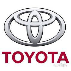 Накладки и товары для Toyota (тойота)
