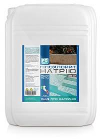 Рідкий хлор Barchemicals PG–74 (25 кг)