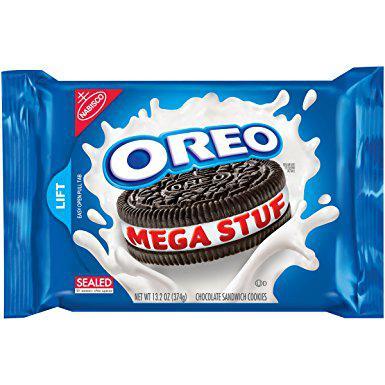 Печенье Oreo Mega stuf