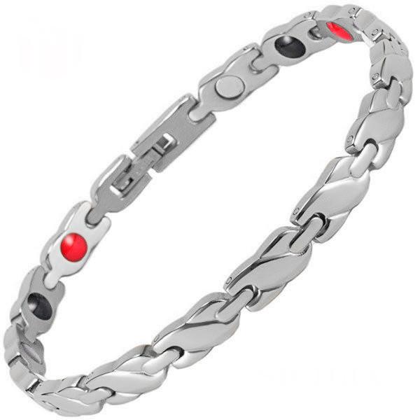 Магнитный браслет Сицилия Silver