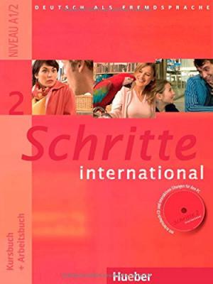 Schritte International 2 A1.2 Kursbuch + Arbeitsbuch