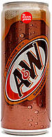 A&W Root Beer Sarsaparilla 320 ml