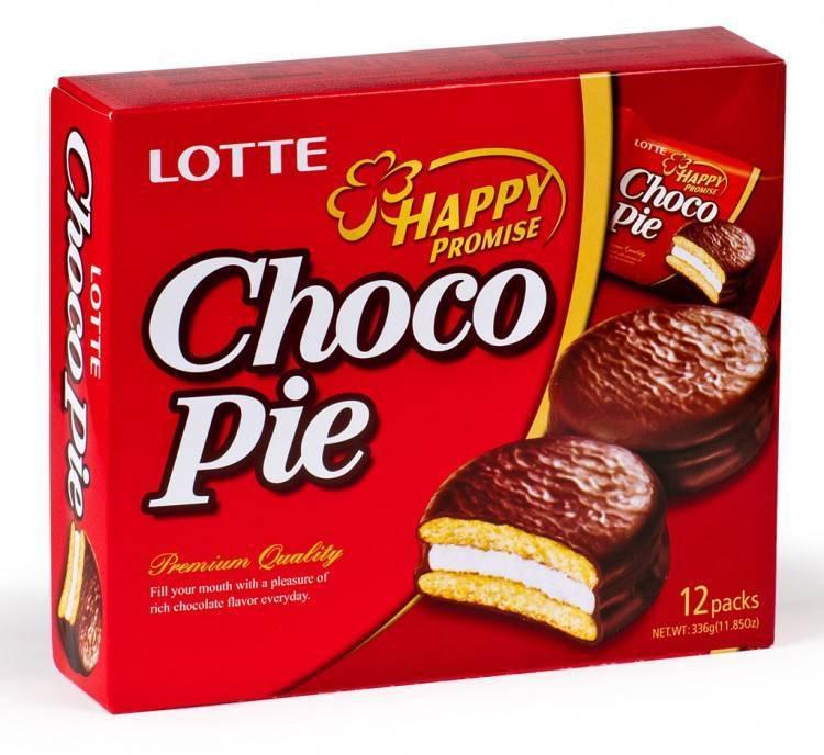 Choco Pie Classic Упаковка 12 штук