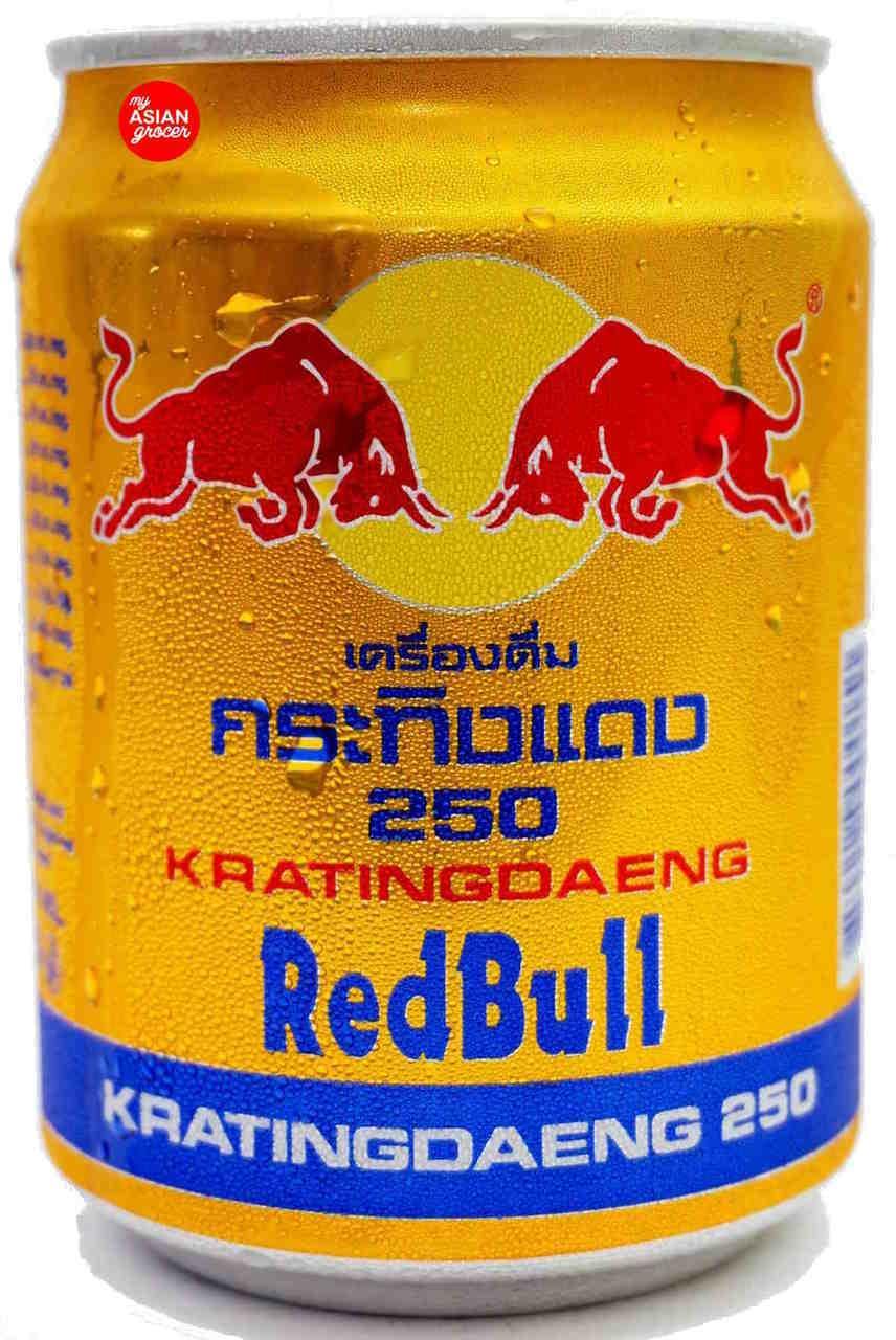 Red Bull Kratingdaeng 250 ml