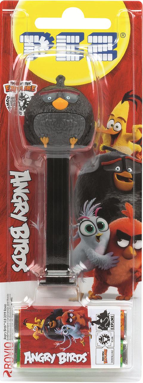 Pez Angry Birds