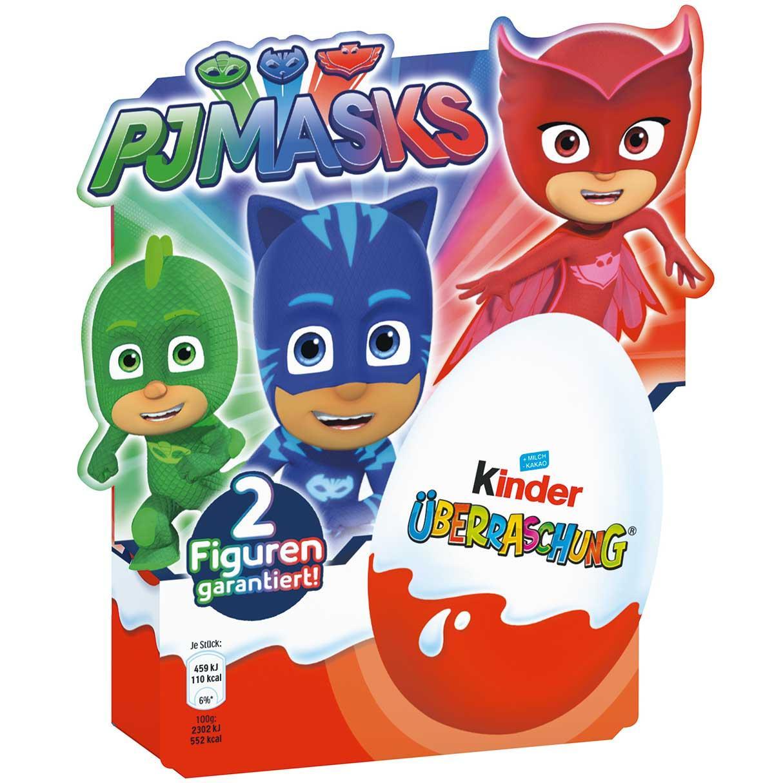 Kinder Uberraschung Pj Masks 80 g