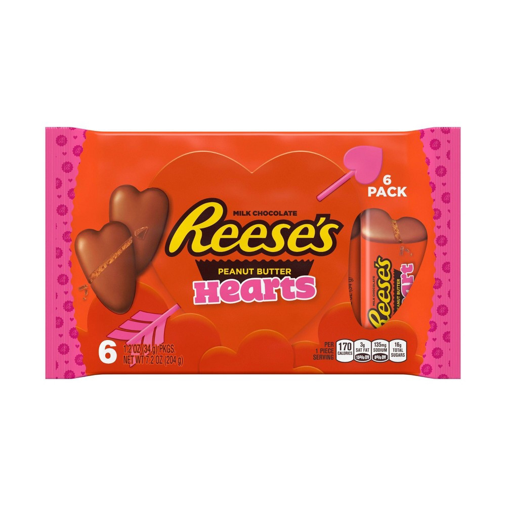 Reese's Peanut Butter Hearts 204 g