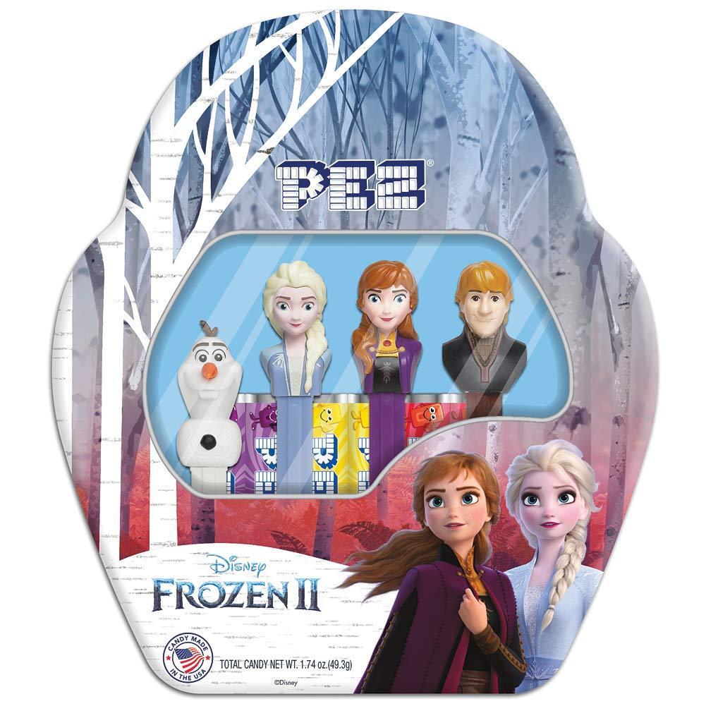 PEZ Disney Frozen Candy 49,3 g