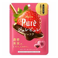 Pure Gummi Strawberry Chocolate 63 g