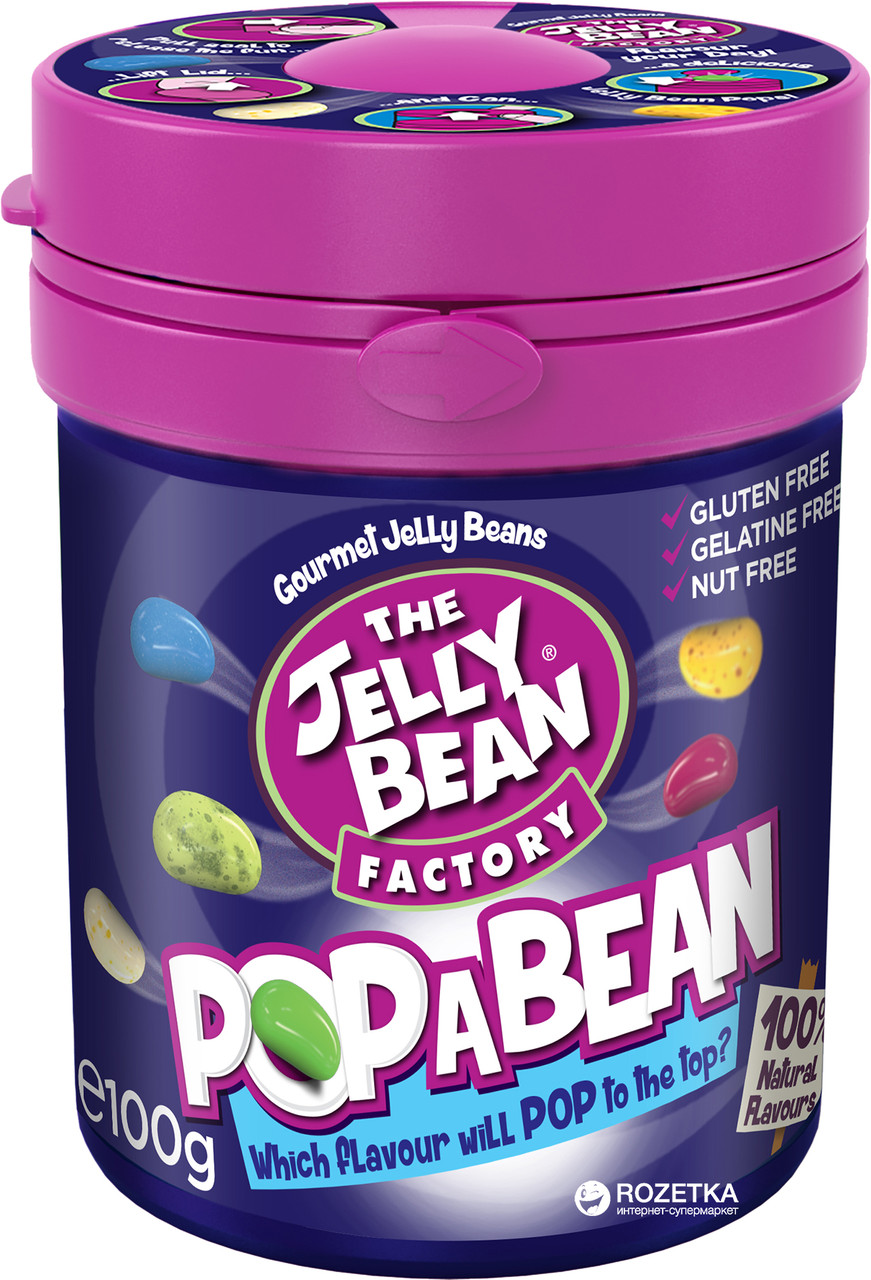 The Jelly Bean Pop Bean 100 g