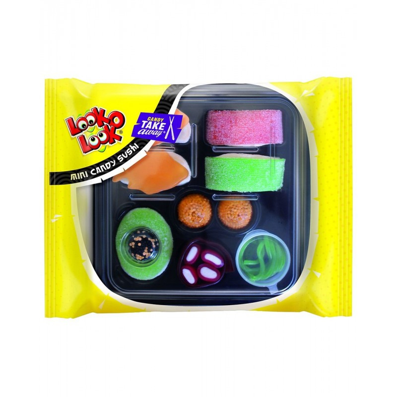 Look-O-Look Candy Sushi 100 g