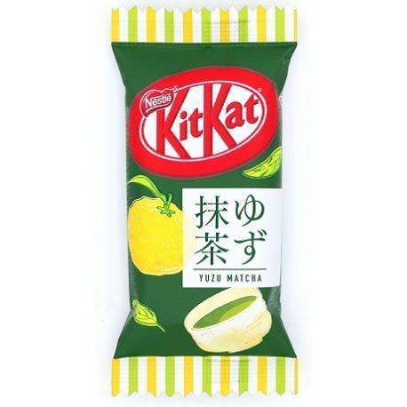 Kit Kat Yuzu Matcha 14 g