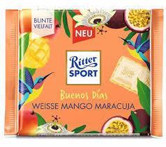 Mini Ritter Sport Mango Maracuja 16 g