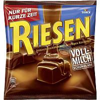 Шоколадная карамель в молочном шоколаде Riesen 216 g
