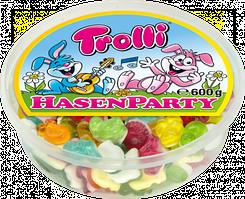 Trolli Hasen Party 600 g