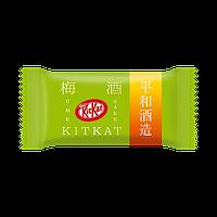 Kit Kat Ume Sake 1 батончик, фото 1