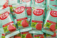Kit Kat Premium Peach Mint 14 g