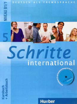 Schritte International 5 B1.1 Kursbuch + Arbeitsbuch