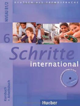 Schritte International 6 B1.2 Kursbuch + Arbeitsbuch