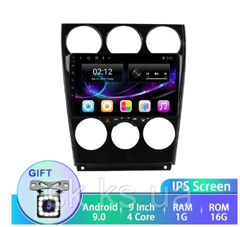 Junsun 4G Android магнитола для mazda 6 2004-2011 2012 2013 2014 2015