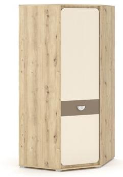 Угловой шкаф 1Д Лами Мебель Сервис