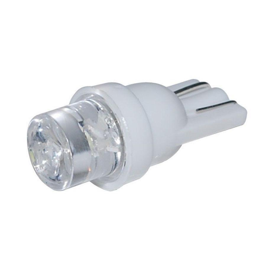 T10 1-SMD LED W5W лампочка авто с линзой