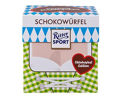 Ritter Sport Schokowurfel Oktoberfest edition 176 g