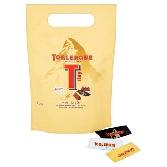 Toblerone Tiny Assorted 340 g