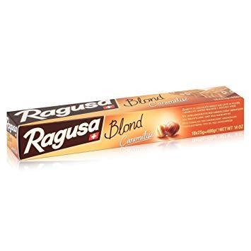 Шоколад Ragusa Blond Caramel 400 g
